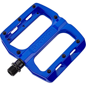 Sixpack Menace Pedals blue